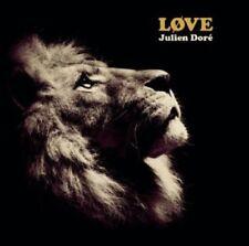 """Julien Dore """"love"""" Coffret Limité Double CD / le Cadeau pour Noël"""