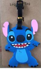Lilo & Stitch Stitch Luggage Baggage Tag 4 Inches US Seller