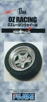 Fujimi model 1/24 THE  wheel series TW55 17inch OZ racing wheel