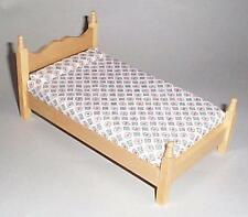 12th Bed Miniature Furniture for Dolls