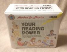 HOOKED ON PHONICS YOUR READING POWER Gateway SRA 1992 Homeschool Cassettes Books