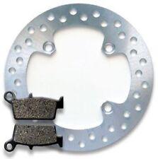 HONDA REAR Brake Disc Rotor + Pads XR 250 R/L Pro (90-04) 400 R (96-04) NEW