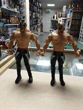 WWE LEGION OF DOOM HAWK & ANIMAL FIGURE CLASSIC SUPERSTARS LIMITED EDITION JAKKS