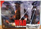 Pegasus 9006 2005 War of the Worlds Tripods Attack Diorama model kit 1/350
