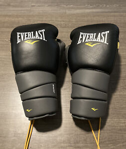 Everlast Protex 3 Evergel Training Gloves - With Lace-N-Loops Included