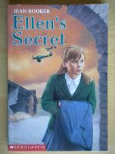 Ellen's secretbooker jeanscholastic1994canadalingua inglese bambini 204