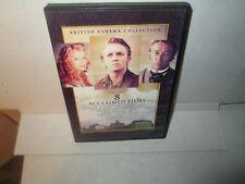 LOT OF 8 Movies rare dvd Set LEADING MAN - BON JOVI / LOVE & RAGE Daniel Craig