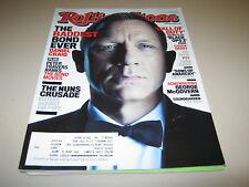 Rolling Stone Magazine Daniel Craig/Pitbull Cover Latin Rock Issue #1170