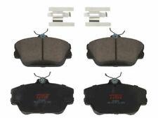 Front Brake Pad Set Q568SJ for Continental Mark VIII 1993 1994 1995 1996 1997