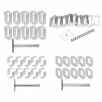 10 Rectangle/Ellipse/Square Pineapple Cake Biscuit Cutter Mold Cut Press Stamp