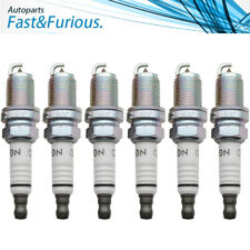New 6PCs For Audi VW Beetle Golf Jetta 101000063AA  Platinum Spark Plug