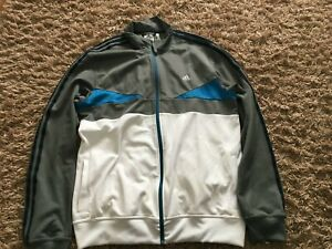 Mens Adidas Tracksuit Top 2XL