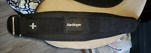 "Harbinger 5"" Foam Core Weight Lifting Belt size medium"