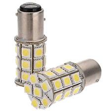 2 x 1157-T25 BAY15D P21/ 5W 27 SMD5050 12V LED feux de freinage Blanc Lumiere R1