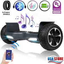 8.5'' Wheel All-Terrain Bluetooth Hoverboard Self Balancing Scooter Ul2272 noBag