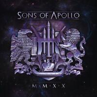 Sons Of Apollo - MMXX [New Vinyl] Gatefold LP Jacket, 180 Gram