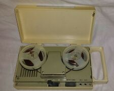 Vintage Senior Corder Portable Reel to Reel Tape Recorder