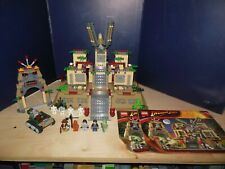 Lego Indiana Jones Set Temple of the Crystal Skull 7627 with manuals
