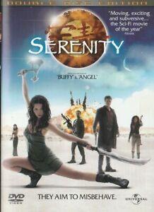 Serenity (2 disc DVD)