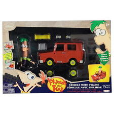 phineas and ferb ferb my ride moms car