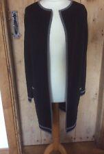 White Company Cardigan/Coatigan Size 8