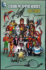 Legion of Super Heroes TPB SIGNED X5 Walt Simonson Giffen Jose Luis Garcia Lopez