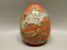 Red Jasper Egg 2 inch Stone 50 mm Gemstone South Africa Rock #20
