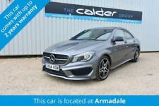 CLA Coupe 10,000 to 24,999 miles Vehicle Mileage Cars