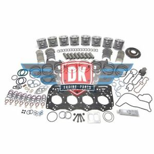 Ford Powerstroke 6.0 Diesel 2003-2007 Overhaul Kit - Engine Rebuild