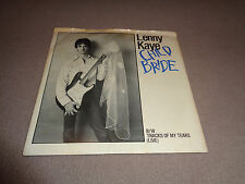 "Lenny Kaye ‎– Child Bride - Mer Records 7"" Vinyl 45 - PS - 1980 - NM-"