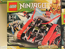 LEGO Ninjago 70504 Garmatron New and Factory Sealed
