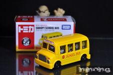 TOMICA Dream Snoopy School Bus (Japan ver.)