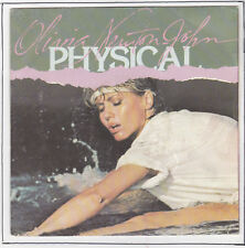 """Olivia NEWTON JOHN Vinyle 45 tours 7"""" PHYSICAL F Reduit"""