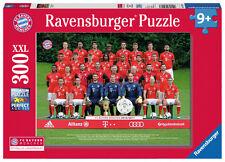 300 Teile Ravensburger Kinder Puzzle XXL FC Bayern München 2016/2017 13213