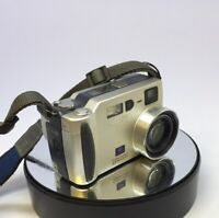 RARE SONY DSC S70 DIGITAL CAMERA WITH SUPER-SHARP CARL ZEISS LENS TESTED#457