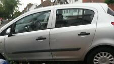 Vauxhall Corsa CDTi 2007 Silver 1.2
