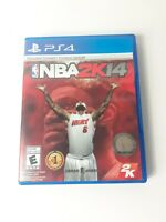NBA 2K14 (Sony PlayStation 4, 2013) PS4 *Complete & Tested