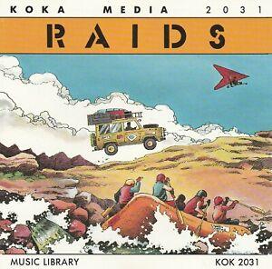 Koka Media 2031 Raids CD 3248