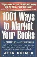 1001 Ways to Market Your Books: For Authors and Publishers-ExLibrary