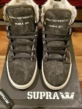 SUPRA Canvas Shoes for Men 8 Men's US Shoe Size for sale | eBay
