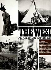 WESTERN AMERICANA THE WEST AN AMERICAN EXPERIENCE DAVID PHILIPS