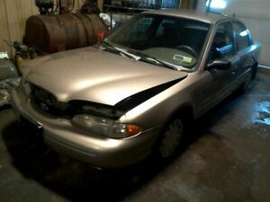 Driver Left Rear Side Door Manual Fits 95-00 CONTOUR 602947