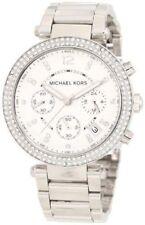 Relojes de pulsera Michael Kors Michael Kors Parker de acero inoxidable
