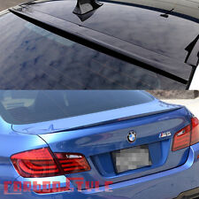 Painted Color BMW F10 3D Roof + M5 Style Rear Trunk Spoiler Boot Wing 550i 535i