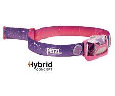 Petzl LED kinder-stirnlampe tikkid FUCSIA incl. 3x PILAS AAA - máx. 20 Lumen