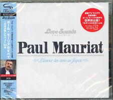 PAUL MAURIAT-L'AMOUR DES AMIS AU JAPON-JAPAN 2 SHM-CD+BOOK BONUS TRACK G50