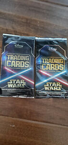 2014 DISNEY STORE STAR WARS COMPLETE TRADING CARD SET OF ALL 6 FROM SERIES 2
