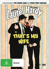 Laurel and Hardy in That's my Wife + Extra Shorts