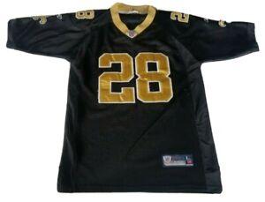 Mark Ingram New Orleans Saints Reebok Black Jersey Size Youth Large