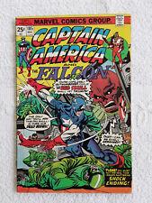 Captain America #185 (May 1975, Marvel) Vol #1 Fine-
